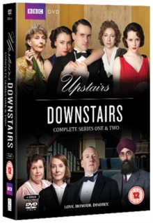 Upstairs Downstairs: Series 1 and 2, DVD