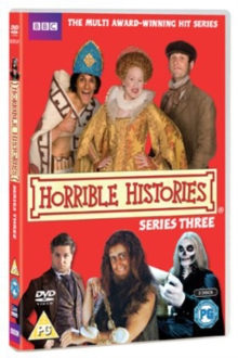 Horrible Histories: Series 3, DVD