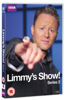 Limmy's Show: Series 2, DVD