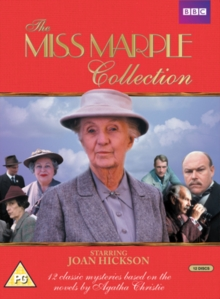 Agatha Christie's Miss Marple: The Collection, DVD