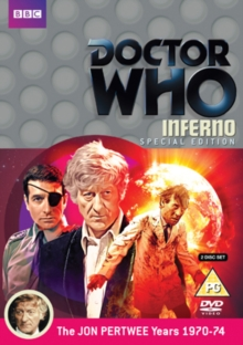 Doctor Who: Inferno, DVD
