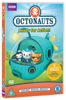 Octonauts: Ready for Action, DVD