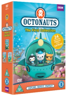 Octonauts: The First Collection, DVD