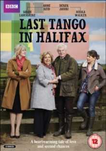 Last Tango in Halifax: Series 1, DVD