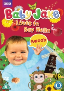 Baby Jake: Baby Jake Loves to Say Hello, DVD