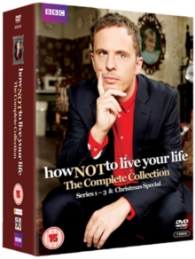 How Not to Live Your Life: The Complete Collection, DVD