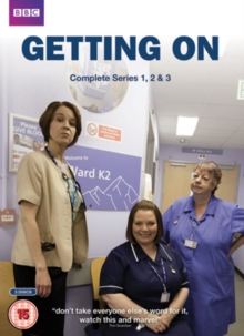 Getting On: Series 1-3, DVD