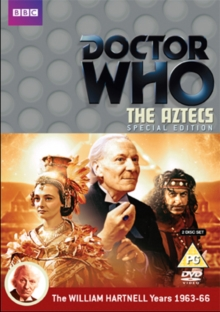 Doctor Who: The Aztecs, DVD