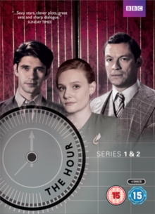 The Hour: Series 1 and 2, DVD