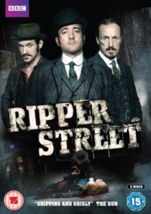 Ripper Street: Series 1, DVD
