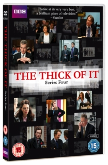 The Thick of It: Series 4, DVD DVD