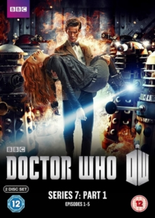 Doctor Who - The New Series: 7 - Part 1, DVD