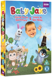Baby Jake: Going On an Adventure/Loves to Say Hello, DVD