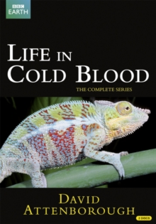 David Attenborough: Life in Cold Blood - The Complete Series, DVD  DVD