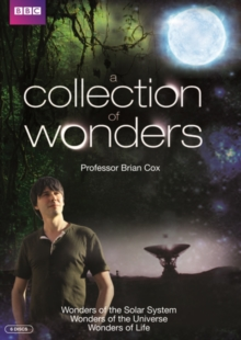 Wonders of the Solar System/Wonders of the Universe/Wonders of..., DVD