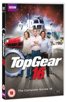 Top Gear: Series 16, DVD  DVD