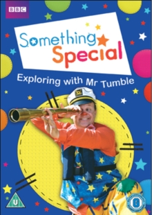 Something Special: Exploring With Mr.Tumble, DVD