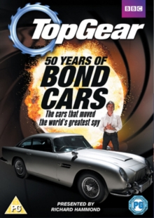 Top Gear: 50 Years of Bond Cars, DVD