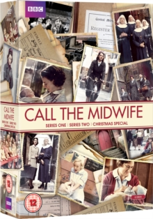 Call the Midwife: The Collection, DVD