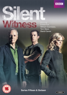 Silent Witness: Series 15 and 16, DVD  DVD