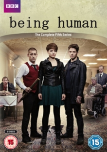 Being Human: Complete Series 5, DVD