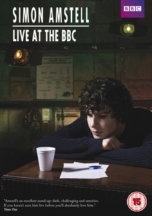Simon Amstell: Numb Live, DVD  DVD