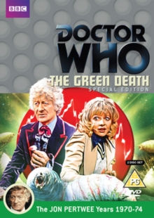 Doctor Who: The Green Death, DVD  DVD