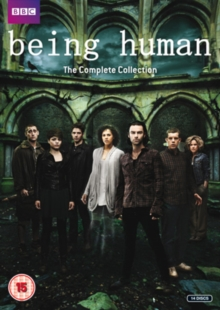 Being Human: Complete Series 1-5, DVD  DVD