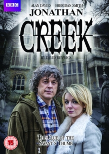 Jonathan Creek: The Clue of the Savant's Thumb, DVD
