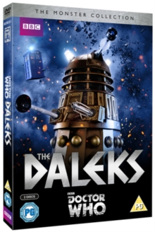 Doctor Who: The Monster Collection - The Daleks, DVD