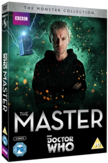 Doctor Who: The Monster Collection - The Master, DVD