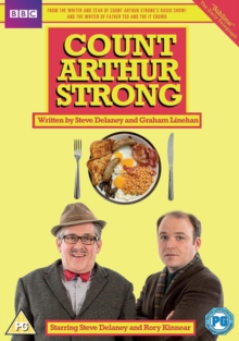 Count Arthur Strong: The Complete First Series, DVD