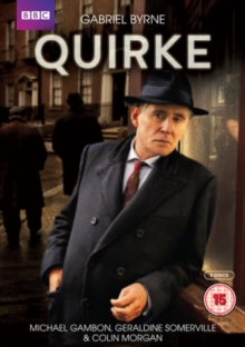 Quirke: Series 1, DVD