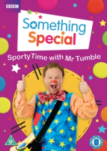 Something Special: Sporty Time With Mr.Tumble, DVD