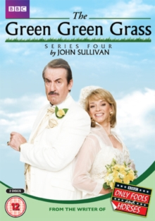 The Green Green Grass: Series 4, DVD