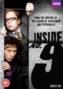 Inside No. 9: Series One, DVD