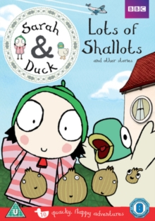 Sarah & Duck: Lots of Shallots and Other Stories, DVD