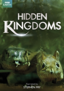 Hidden Kingdoms: Series 1, DVD  DVD