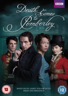 Death Comes to Pemberley, DVD