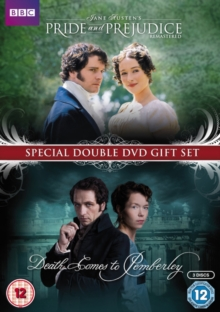Death Comes to Pemberley/Pride and Prejudice, DVD