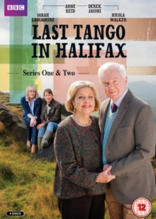Last Tango in Halifax: Series 1 and 2, DVD