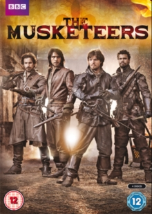 The Musketeers, DVD