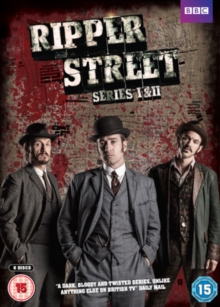 Ripper Street: Series 1 and 2, DVD