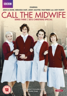 Call the Midwife: Series 3, DVD