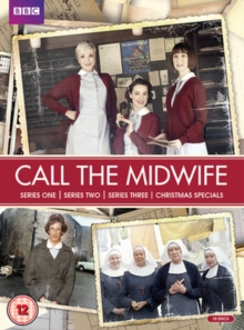 Call the Midwife: Series 1-3, DVD