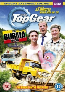 Top Gear: The Burma Special - Director's Cut, DVD  DVD