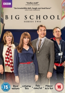 Big School: Series 2, DVD