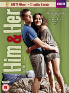 Him and Her: Series 1-4, DVD  DVD
