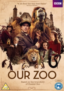 Our Zoo, DVD  DVD