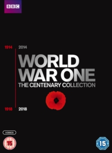 World War I: The Centenary Collection, DVD